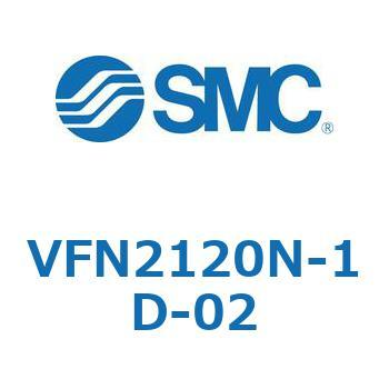 Air Compressors & Blowers Smc Vfn2120n-5d-02f-q Solenoid Valve Business & Industrial