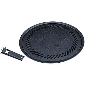 プレート イワタニ 焼肉 イワタニの焼肉プレートを分離型シングルバーナーに乗せて焼肉っ!