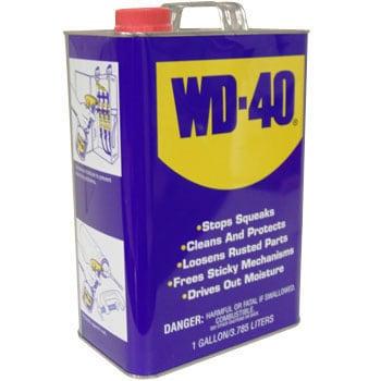 WD-40 1ガロン缶/スプレーボトル...