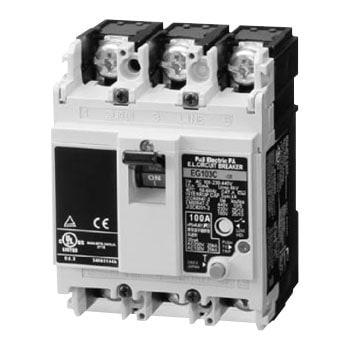 FUJI ELECTRIC FUJI BREAKER EG103AC CIRCUIT BREAKER
