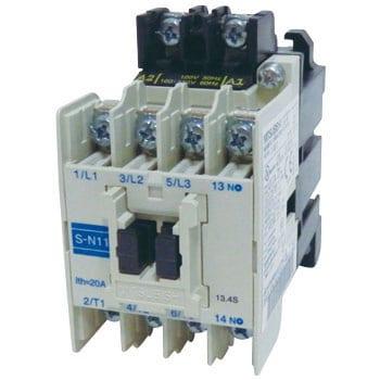 S-N11 AC100V 1A 電磁接触器 MS-Nシリーズ 1個 三菱電機 【通販モノタロウ】 08583321