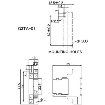 G3ta Idzr02s Dc5 24 I Oソリッドステート・リレー G3ta 1個 オムロン Omron
