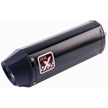 Silencer // Exhaust IXIL KAWASAKI Z 750 R Z 750 S L2X 07-12
