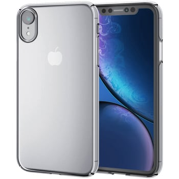 d654292d72 PM-A18CPVKCR iPhone XR/シェルカバー/極み/クリア 1個 エレコム 【通販 ...