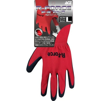 AG784R-Forceレッド ACE GLOVE