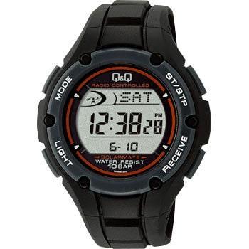 reputable site 310eb ffe15 デジタル電波腕時計