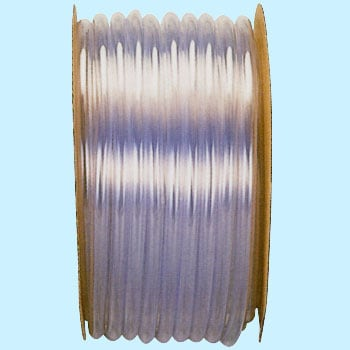 12x15 透明ビニールホース 1巻 中部ビニール工業 通販モノタロウ