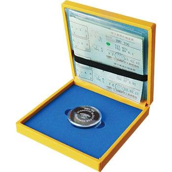 HMV-700 HMV硬さ基準片 1個 山本...