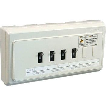増設用分電盤 テンパール工業 ホーム分電盤 【通販モノタロウ】 VC2021i~