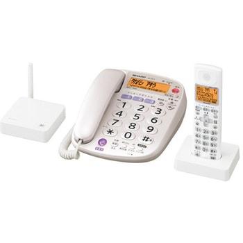 コードレス 電話機 シャープ 電波が強く多機能で使いやすい子機タイプのコードレス電話機│ベスロア