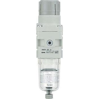 SMC AW40-03 filter regulator modular