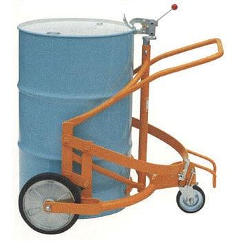 NO.1040 ドラム缶運搬車 ドラム...