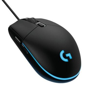 ゲーミング マウス logicool