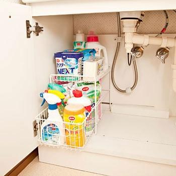 台 下 収納 洗面