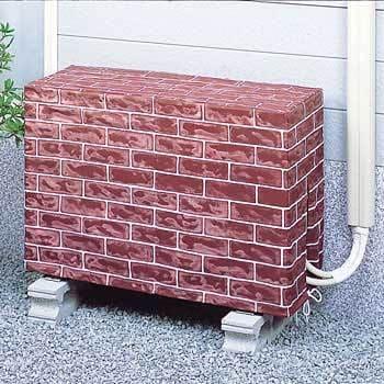 エアコン 室外機 カバー