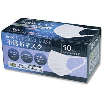 不 織物 マスク