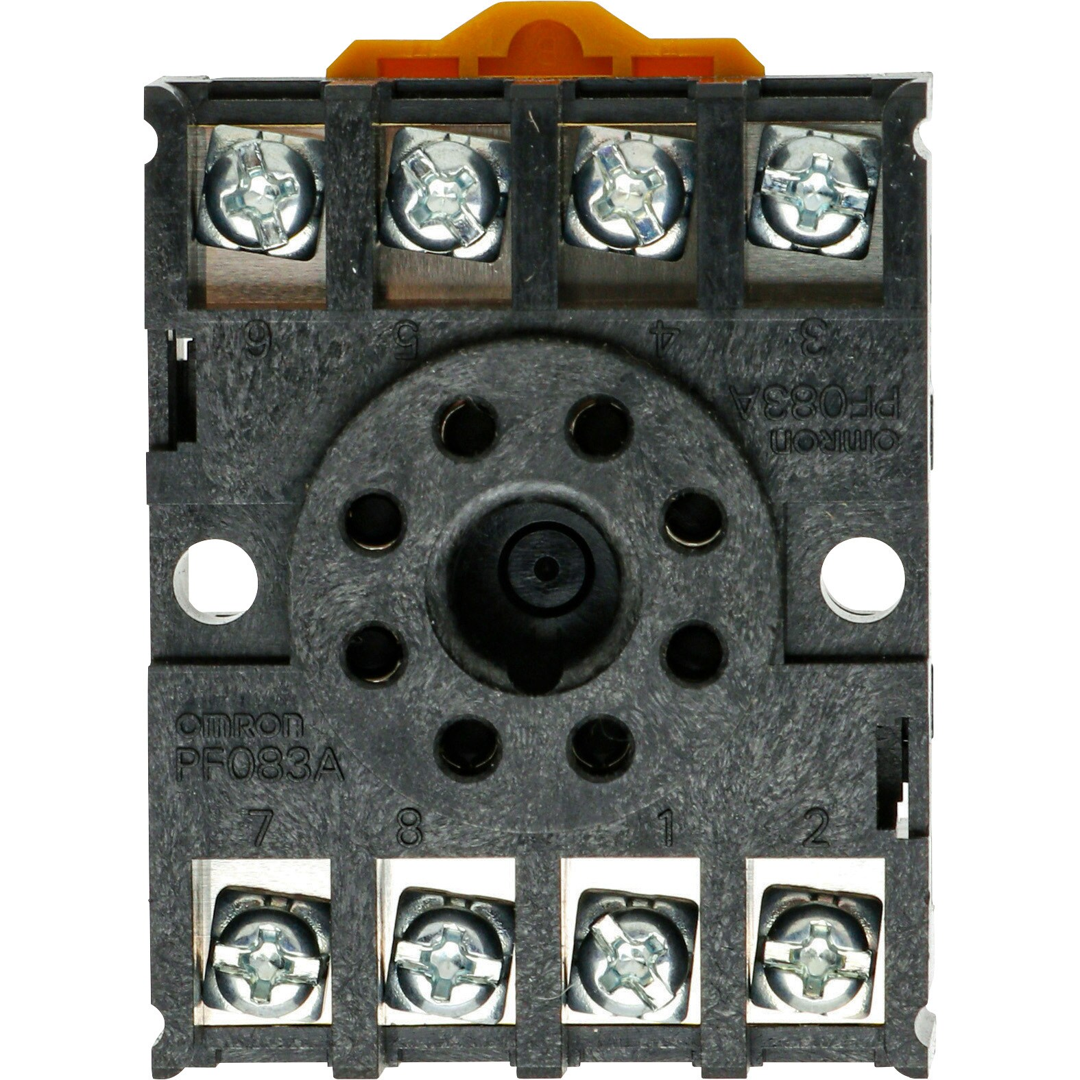 Omron PF083//PF-083 Relay Socket//Base