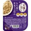 大塚のごはんもち麦と玄米のごはん 大塚食品